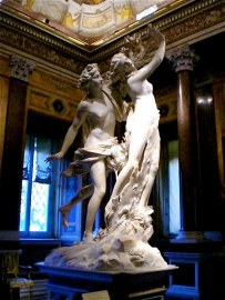 Bernini, Apollo and Daphne (Galleria Borghese)