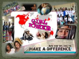 Girl Power & Emerging Women Are You Willing To Make A Difference
